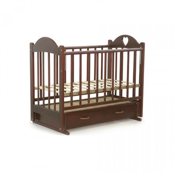 Детская кроватка Ведрусс Таисия №3 (поперечный маятник)
