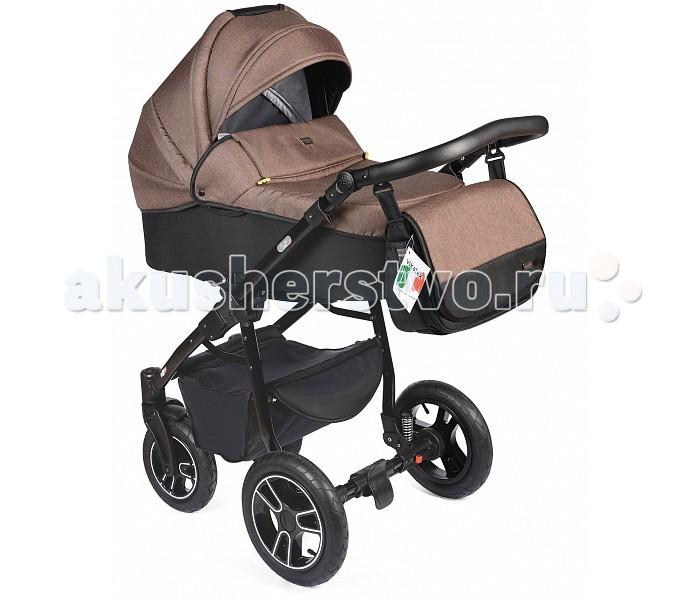 Коляска Vikalex Cochinella 3 в 1Cochinella 3 в 1Детская универсальная коляска Vikalex Cochinella 3 в 1 - стильная многофункциональная модель для ежедневных прогулок, предназначена для малышей с рождения. «Продвинутая» система амортизации и надувные колеса придадут коляске Vikalex мягкий и плавный ход, маневренность и хорошую проходимость и в зимнюю пору по снегу, и в осеннюю слякоть.  Компактно складывающаяся рама, позволит хранить и транспортировать коляску без особых  затруднений.  Шасси: Прочная металлическая рама Механизм сложения рамы книжка Регулируемая ручка Большие надувные колеса Пружинная амортизация Передние поворотные колеса с возможностью фиксации Установка блоков на раму проста и надежна, не требует особых усилий Тканевая корзина для покупок, закрывается на молнию  Люлька: Удобная и просторная  люлька Бесшумный механизм сложения капюшона Утепленные борта Матрасик для пеленания Чехол наматрасника выполнен из велюра Удобная ручка для переноски люльки в капюшоне  Прогулочный блок: Просторное сиденье Анатомический матрасик Функция раскладывания до горизонтального положения Большой капюшон с секцией для проветривания 5-точечные ремни безопасности с мягкими плечевыми накладками Ограничительный бампер Накидка на ножки  Автокресло: Группа 0+ от 0 до 13 кг (возраст 0-15 месяцев) Ударопрочный пластиковый корпус Вкладыш для новорожденного Анатомическое строение внутреннего объема Ремни безопасности с мягкими плечевыми накладками Гигроскопичная ткань обивки Удобная ручка для переноски  В комплект входит: Шасси Люлька Прогулочный блок Автокресло Корзина для покупок Москитная сетка Дождевик Сумка для мамы  Размеры: В разложенном виде 105х60х126 см В сложенном виде 76х60х34 см Люлька 83х34х20 см Диаметр колес 24/30 см Ширина колесной рамы 60 см  Вес: 12.9 кг.<br>