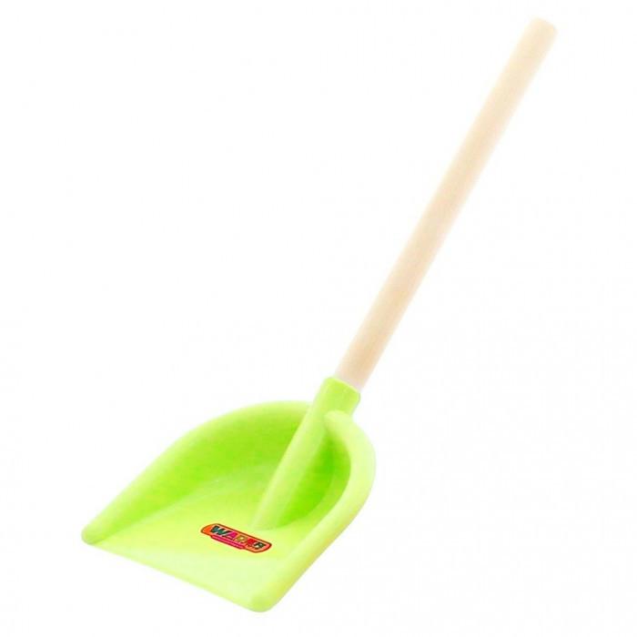 Wader Лопата №15 деревянный черенок