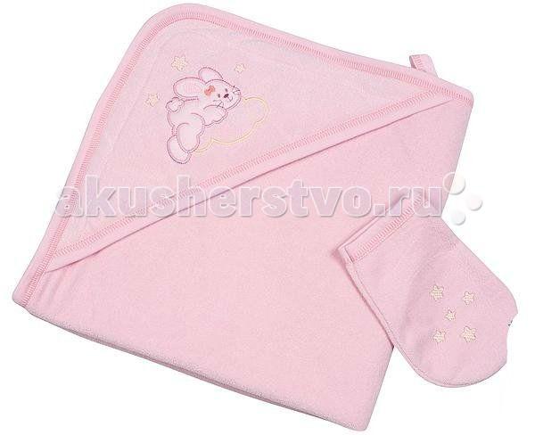 Sofija Kapielowy полотенце/рукавичкаKapielowy полотенце/рукавичкаКачественный, как и остальная продукция от этого производителя, комплект из махрового полотенца и прекрасно мылящейся рукавицы, доставит удовольствие вашему ребенку во время купания.   Приятные аппликации и мягкий, теплый цвет.  Вытереть ребенка после купания - дело непростое. В этом случае вам очень бы пригодится детское полотенце-уголок (купальная пеленка). Благодаря большому размеру – ребенок хорошо завёрнут и остается в тепле.  После купания, головку ребенка лучше прикрывать, младенец теряет тепло особенно активно в области головы, поэтому полотенце имеет специальную форму - капюшон для головы ребенка.  Аппликации могут отличаться от представленных.<br>