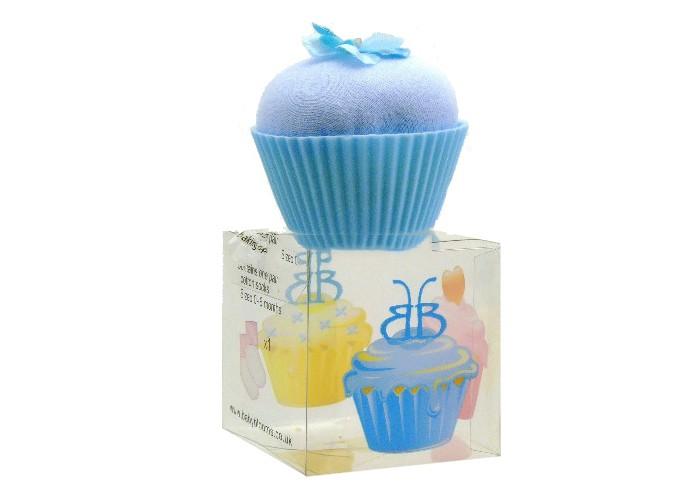 Нагрудник Xplorys BabyBlooms - пирожноеBabyBlooms - пирожноеНагрудник «Пирожное» из 100% хлопка, оформленный в виде пирожного, в прозрачной коробочке, будет оригинальным и необычным подарком для родителей новорожденного малыша с рождения до года.<br>