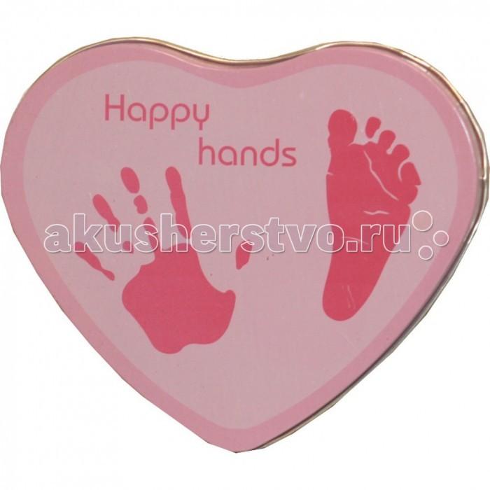 Xplorys Двойная рамочка Happy handsДвойная рамочка Happy handsXplorys Двойная рамочка Happy hands позволит создать оригинальный сувенир, который всю оставшуюся жизнь будет напоминать всей семье, каким крохотным и трогательным был Ваш малыш. Просто разомните материал в руках, раскатайте, прижмите к нему ручку или ножку Вашего ребенка, вырежьте необходимую форму и оставьте сохнуть! Легко, быстро и удобно.  Особенности: 100% безопасно для малыша идеальный выбор для бабушек и дедушек<br>