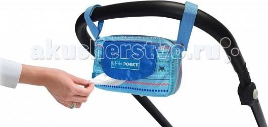 Xplorys Мини-сумочка Dooky Travel Buddy LievМини-сумочка Dooky Travel Buddy LievXplorys Мини-сумочка Dooky Travel Buddy Liev для коляски позволит всегда держать под рукой все самые необходимые для Вас мелочи - влажные салфетки, мобильный телефон, ключи и кошелек.   Сумочка имеет два изолированных отделения - одно предусмотрено для упаковки влажных салфеток, в другое можно положить любые мелочи, которые пригодятся Вам на прогулке с малышом.  Благодаря особой системе Pull&Wipe, Вы сможете легко достать влажную салфетку из сумочки - просто потяните за краешек, и салфетка окажется в ваших руках.   Удобные регулируемые ремни позволяют легко подвесить сумочку на ручку коляски.   Особенности: удобный аксессуар на прогулке с ребенком  2 отделения для влажных салфеток, мобильного телефона, кошелька и ключей  регулируемые ремни  изготовлена из материала с водоотталкивающим покрытием  размеры: 25х14х6,5 см<br>