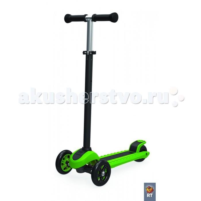 Самокат Y-Bike Glider XL maxiGlider XL maxiСамокат Y-Bike Glider XL maxi - это продолжение модели Glider mini, но для более старшего возраста.   Единственная в мире технология двойных передних колес создана специально для детей и обеспечивает безопасность, когда ребенок осваивает самокат, учится балансировать и управлять этим чудесным транспортным средством. Инженеры Y-BIKE продумали все до мелочей и благодаря этой системе: 2 передних колеса и широкое заднее колесо, ребенок быстро и без помощи взрослых научится держать равновесие и отталкиваясь, катиться на самокате. А управлять этим самокатом ребенок сможет легко и непринужденно, наклоняя ручку влево или вправо при поворотах.  Уникальная особенность и отличие от аналогов-силиконовое широкое заднее колесо, обеспечивающее повышенную устойчивость и облегчающее управление. Гибкая подножка сделана из мягкого пластика, усиленного стекловолокном, тем самым исключая риск травмирования ребенка об нее. А прорезиненная поверхность не даст детской ножке соскользнуть с платформы самоката.  Алюминиевая рама- очень легкая и эргономичная, создана специально для детей. Телескопическая ручка меняется по высоте в 3-х положениях.  Все эти характеристики оценит Ваш малыш, а Вы будете счастливы когда увидите, как он умело управляет самокатом Y-BIKE Glider XL maxi.  Характеристики: полиуретановые литые колеса PU диаметр колес: передние &#8709;120мм,задние &#8709;85мм подшипники: ABEC-5 мягкие резиновые ручки с добавлением латекса задний тормоз длина самоката: 62 см высота руля: 95 см<br>