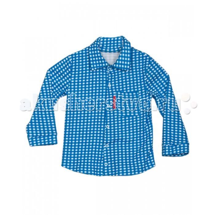 """ЯБольшой Рубашка В детский садРубашка В детский садЯБольшой Рубашка В детский сад   Рубашка с длинным рукавом и кармашком. Стильная, модная клетка актуальна на каждый день и на любой случай.  Состав:  100% хлопок, интерлок высшего качества: мягкий и шелковистый, приятно прилегает к телу, не вызывает аллергии. Обладает повышенной теплоизоляцией.   Уход: Бережная стирка до 40 градусов.  """"Я большой!"""" — это линия детской одежды для детей от рождения до 2-х лет. Основное направление: создавать современную, комфортную, безопасную для малышей одежду, похожую на одежду для взрослых. Производитель очень тщательно подбирает поставщиков полотен и фурнитуры, проверяя наличие сертификатов по стандарту Oeko-Tex®Standard-100, подтверждающих экологическую безопасность продукции.<br>"""