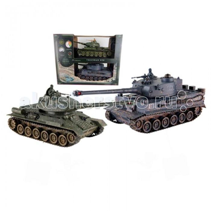 Yako Танковый бой 1:24 Т34 против Тигра
