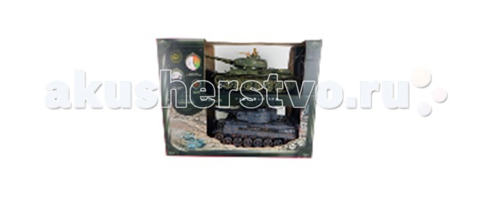 Yako Танковый бой 1:24 ZTZ-96A против M1A2