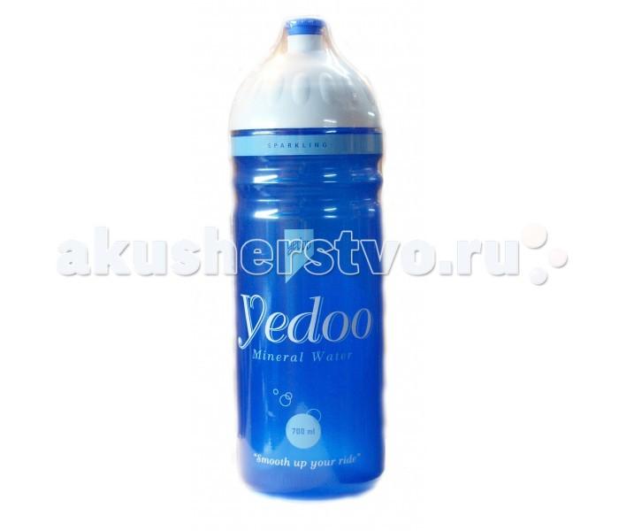Yedoo Фляга 0.7 лФляга 0.7 лYedoo Фляга 0,7 л пластиковая с защитным колпачком для велосипеда, самоката, беговела.<br>