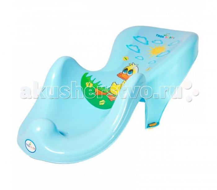 Tega Baby Горка для купания BalbinkaГорка для купания BalbinkaПластиковая горка в ванну на присосках: Удобная горка для купания Вашего малыша, сделана из высококачественного, легкого и прочного пластика. Не дает соскальзывать, приспособлена для детской ванночки. Имеет веселый рисунок на спинке. Все сделано для того, чтобы освободить мамины руки и дать возможность насладиться от процесса купания не только малышу, но и его родителям.  Цвета в ассортименте.<br>