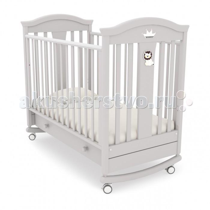 Детская кроватка Гандылян Даниэль (качалка)