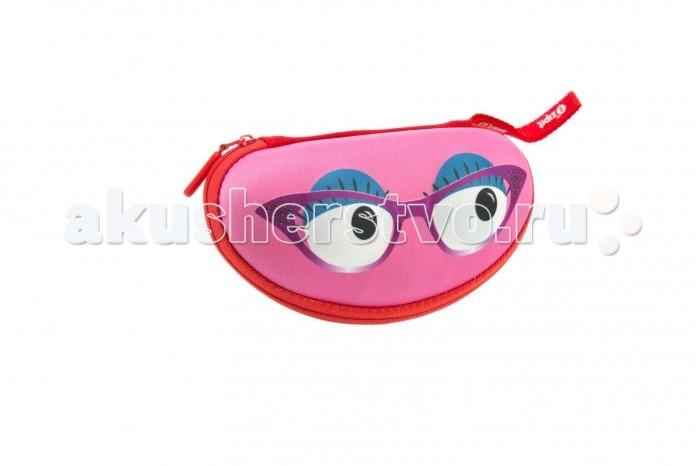 Солнцезащитные очки Zipit Футляр для очков Beast BoxФутляр для очков Beast BoxZipit Футляр для очков Beast Box   Носить очки для зрения и солнцезащитные очки будет теперь удобно, безопасно и не нужно  беспокоиться- внутри красная бархатная подкладка, линзы очков будут защищены. Сам футляр жесткий, прочный.  Размер: 17х9.5х6.5 см<br>