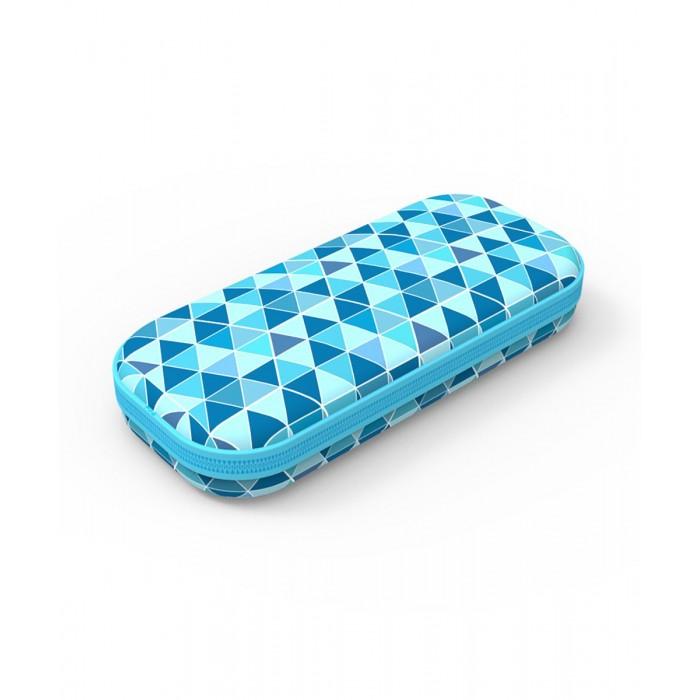 Zipit Пенал Colorz BoxПенал Colorz BoxZipit Пенал Colorz Box прочный, в мягкой обшивке хорошо сохранит пишущие принадлежности.  Особенности: Используются  высококачественные материалы, в том числе и крепкие молнии, чтобы был практичный пенал, который сделан на совесть.  Многофункциональный - может вместиться до 20 ручек и карандашей.  Он также может хранить ваши ножницы, точилки, карандаши, мобильный телефон, личные вещи и многое другое.  Забавные узоры - смелые геометрические, стильные модели, расцветка зебры или глазки - выберите Ваш любимый!   Размер: 19.5х9х4.5 см<br>