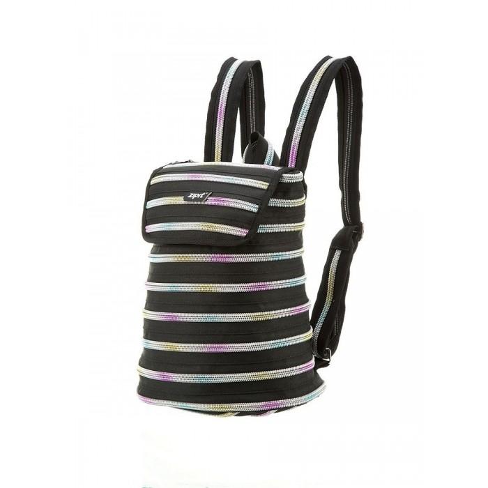 Zipit Рюкзак Zipper BackpackРюкзак Zipper BackpackZipit Рюкзак Zipper Backpack изготовлен из 1 длинной молнии.   Удобное и прочное одно большое внутреннее отделение. Полностью регулируемые ремни.   Размер: 32х13х33 см<br>