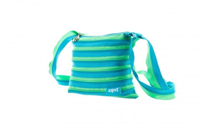 Zipit Сумка Medium Shoulder BagСумка Medium Shoulder BagZipit Сумка Medium Shoulder Bag   Особенности: Конструктивные особенности - одна длинная молния, которая может быть полностью растегнута!   Стильная необычная сумка порадует девочек и девушек!  Регулируемая лямка через плечо, различные расцветки - каждый выберет для себя то, что хочется!    Размер: 30х3х22 см<br>