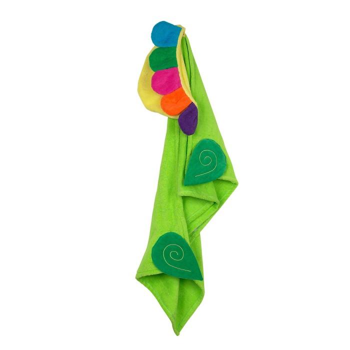 Zoocchini Полотенце с капюшоном для детейПолотенце с капюшоном для детейПолотенце с капюшоном для детей Zoocchini не только позволят ребёнку чувствовать себя сухо и тепло после купания, но и благодаря уникальным дизайнерским решениям в виде лапок, хвостов, плавников и крылышек, дадут повод для костюмированной игры.   Полотенца подарят Вашему ребёнку мягкое плюшевое удовольствие.   Материал: 100% хлопок Размер: 56 х 127 см<br>