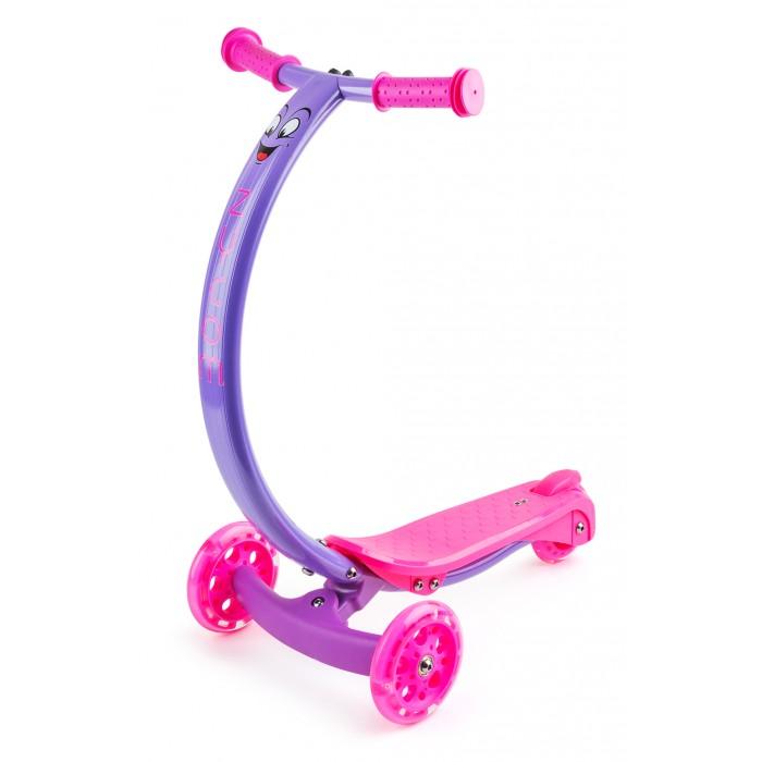 Самокат Zycom Zipster со светящимися колесами