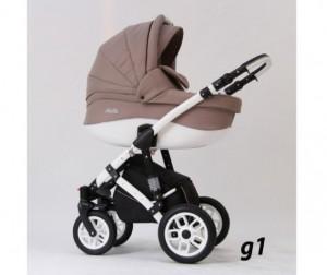 КОЛЯСКА CAR-BABY CONCORD LUX 2 В 1