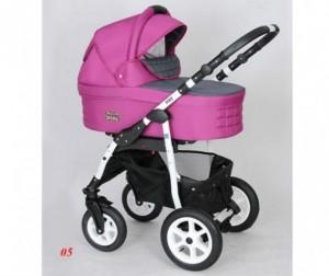 КОЛЯСКА CAR-BABY POLO 2 В 1