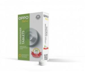 Oppo Таблетки для посудомоечной машины Nature 42 штуки. Доставка по России