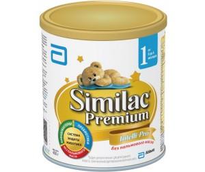 Similac Молочная смесь 1 Premium 0-6 мес. 400 г