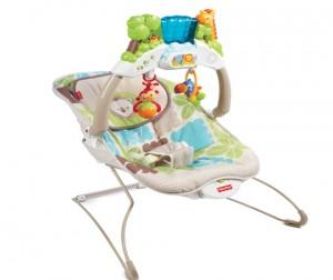 Fisher Price кресло-качалка