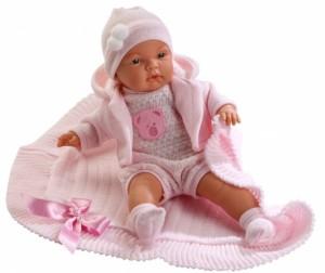 Кукла Llorens Арлетт 38 см L 38928. Доставка по России