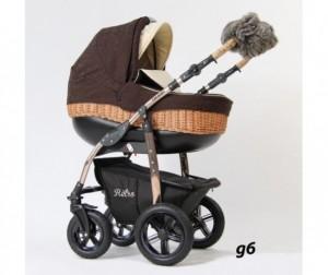 Коляска Car-Baby Retro Sport 2 в 1