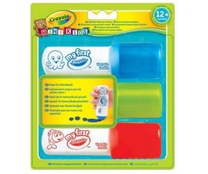 Фломастеры Crayola акварельные для малышей