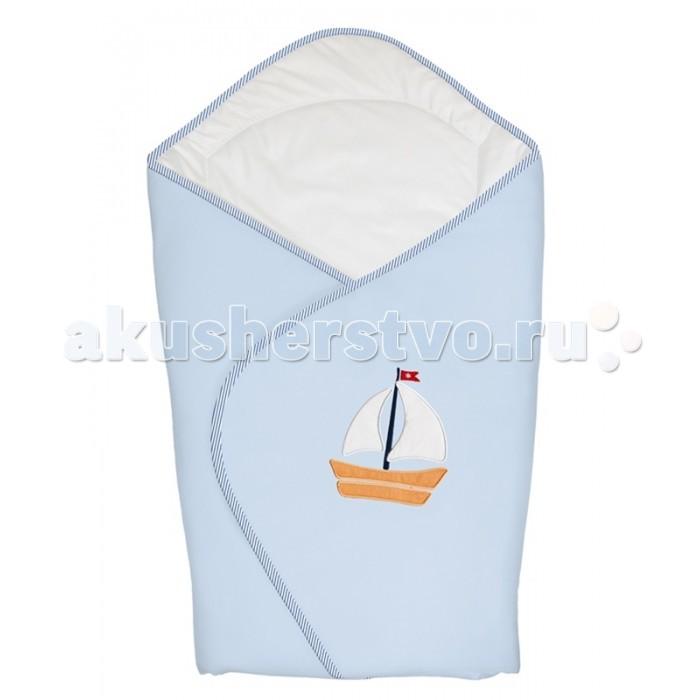 Демисезонный конверт Ceba Baby Одеяло-конверт Вышивка  74x74
