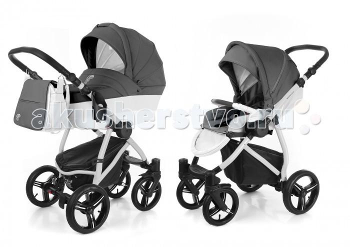 Коляска Esspero Grand Newborn Lux 2 в 1 шасси Grey