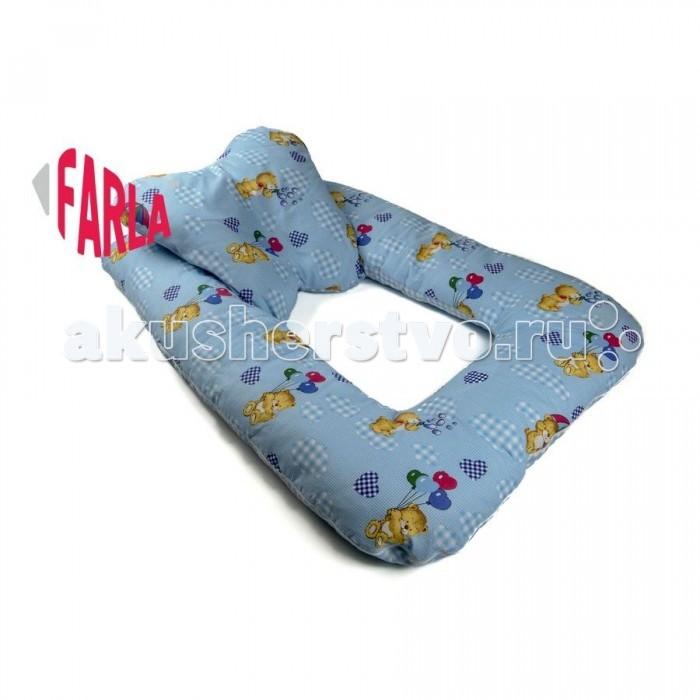 Farla Подушка для новорожденных Milo
