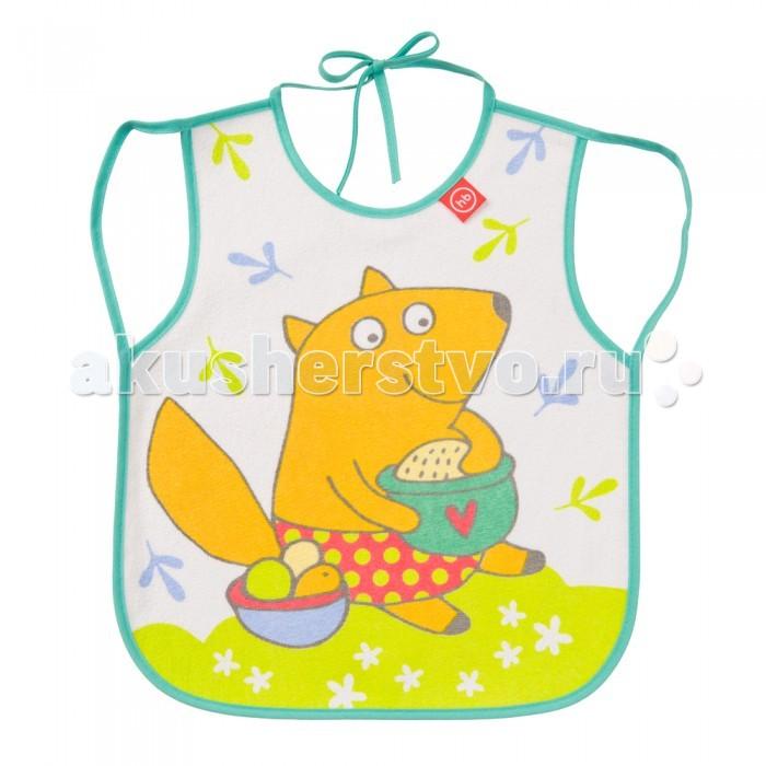 Нагрудник Happy Baby Baby Bib With Hangers