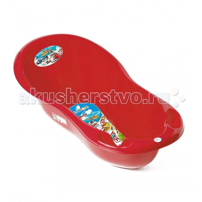 Tega Baby Ванночка для купания Машины 102 см