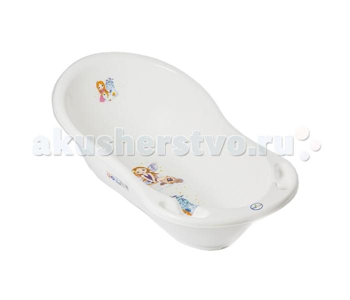 Tega Baby Ванночка для купания Маленькая принцесса 86 см