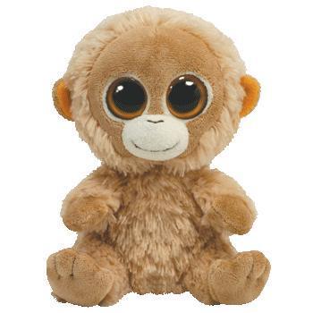 Мягкие игрушки - TY Орангутанг Tangerine 15 см. Игрушка TY Орангутанг...