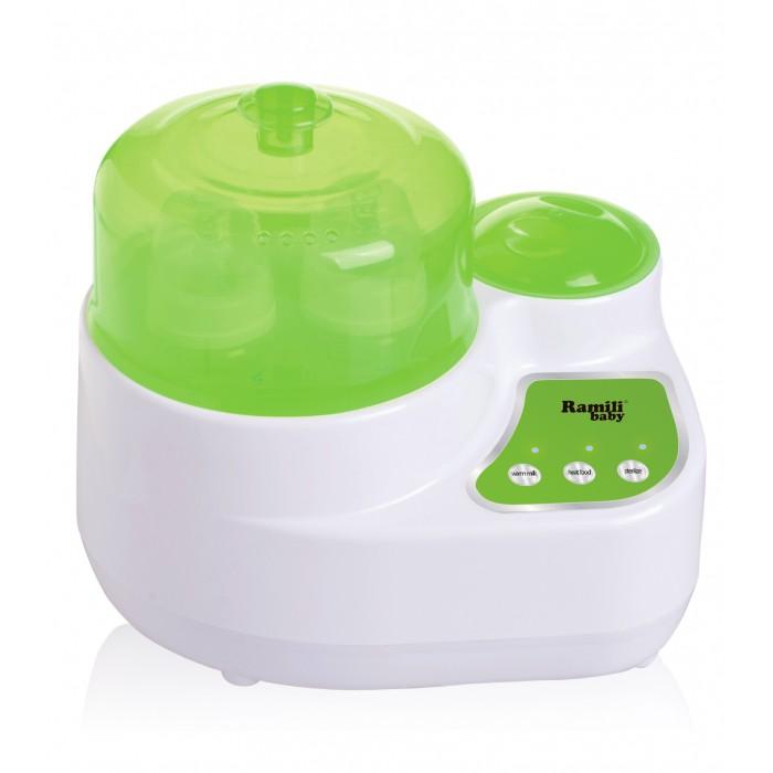 Ramili Стерилизатор-подогреватель бутылочек и детского питания 3 в 1 BSS250