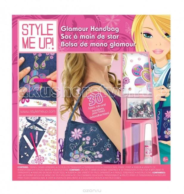 c111e39259b0 Наборы для творчества Wooky Style Me Up Набор для создания украшений  Джинсовая сумочка