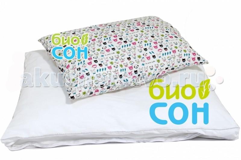 Подушки для малыша БиоСон