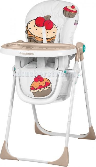 Стульчик для кормления Baby Design Cookie
