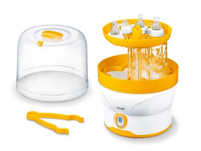 Beurer Цифровой стерилизатор бутылочек для детского питания BY 76