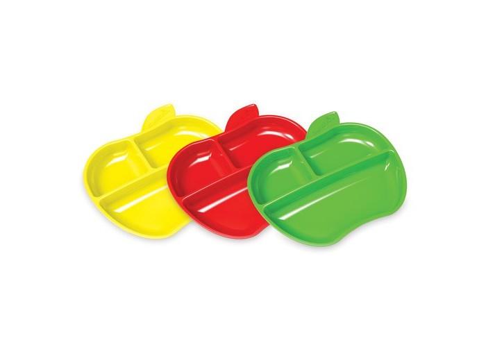 Munchkin Набор тарелок Яблоко 3 шт.