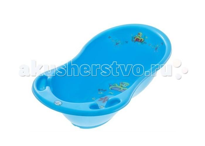 Tega Baby Ванна детская Осьминожка 86 см без градусника