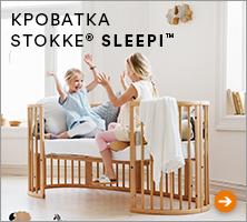 Кроватка-трансформер Stokke Sleepi